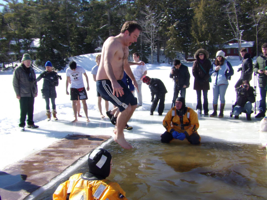 Camp CaPella Polar Dip